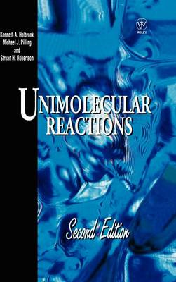 Unimolecular Reactions (Hardback)