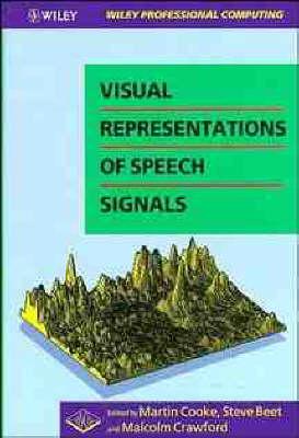 Visual Representations of Speech Signals (Hardback)