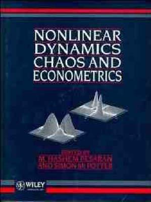 Non-linear Dynamics, Chaos and Econometrics (Hardback)
