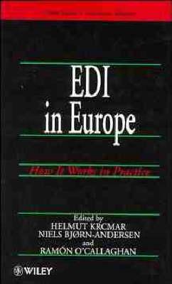 EDI in Europe: How it Works in Practice - John Wiley Series in Information Systems (Hardback)