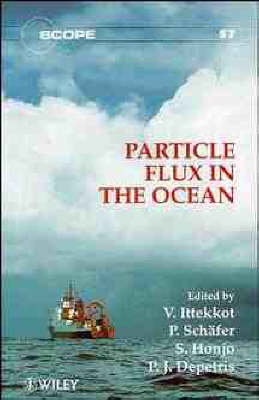 Particle Flux in the Ocean - SCOPE S. No. 56 (Hardback)