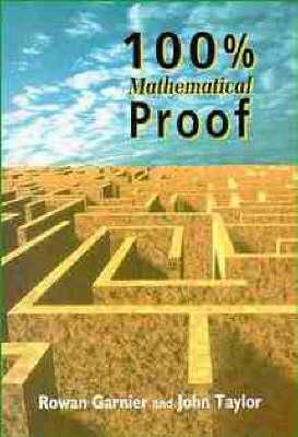 100 Per Cent Mathematics Proof (Paperback)