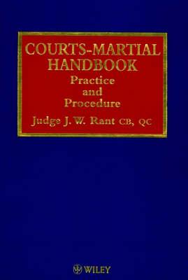 Courts-Martial Handbook (Hardback)