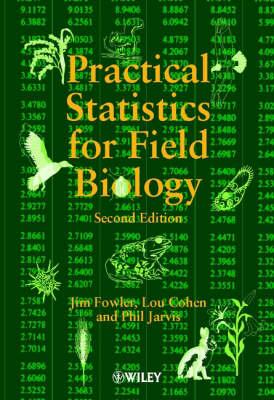 Practical Statistics for Field Biology (Paperback)