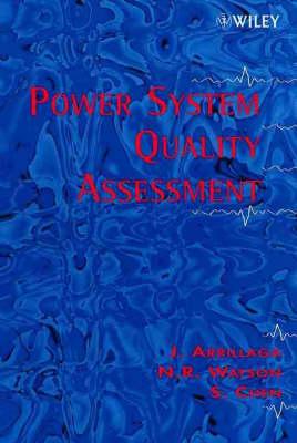 Power System Quality Assessment (Hardback)