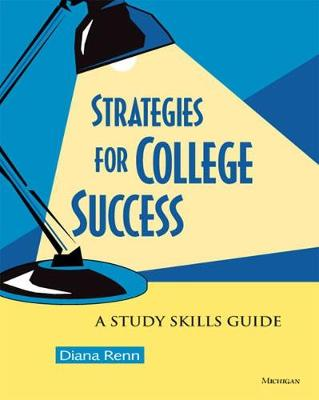 Strategies for College Success: A Study Skills Guide (CD-ROM)