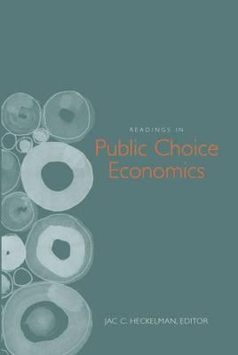 Readings in Public Choice Economics (Paperback)