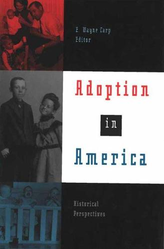Adoption in America: Historical Perspectives (Paperback)