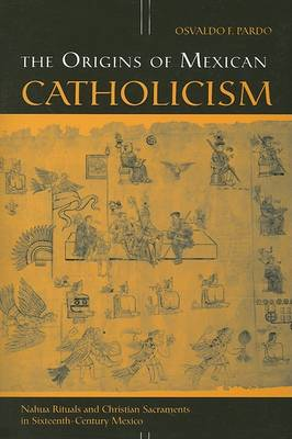 The Origins of Mexican Catholicism: Nahua Rituals and Christian Sacraments in Sixteenth-century Mexico - History, Languages & Cultures of the Spanish & Portuguese Worlds (Paperback)