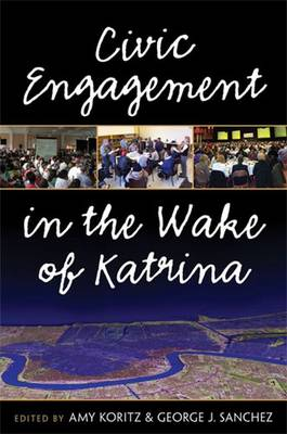Civic Engagement in the Wake of Katrina - New Public Scholarship Series (Paperback)