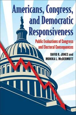 Americans, Congress and Democratic Responsiveness: Public Evaluations of Congress and Electoral Consequences (Paperback)