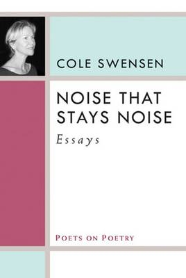 Noise That Stays Noise: Essays (Paperback)