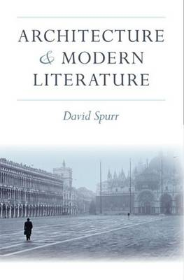 Architecture and Modern Literature (Paperback)