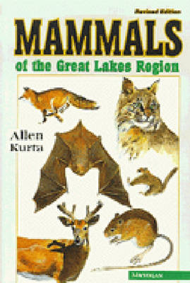 Mammals of the Great Lakes Region - Great Lakes Environment (Paperback)
