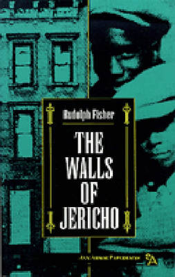 The Walls of Jericho - Ann Arbor Paperbacks (Paperback)