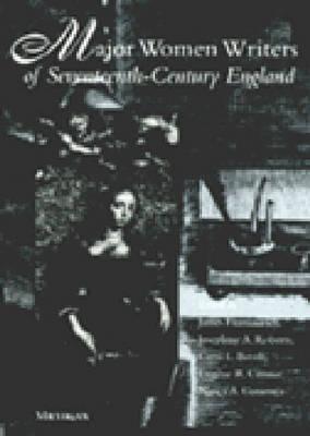 Major Women Writers of Seventeenth-century England (Paperback)