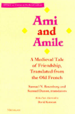 Ami and Amile - Stylus: Studies in Mediaeval Culture (Paperback)