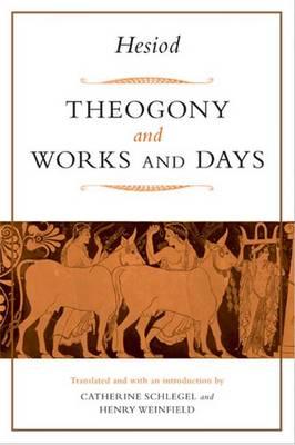 Theogony (Paperback)