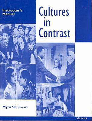 Cultures in Contrast (Paperback)