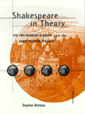Shakespeare in Theory: The Postmodern Academy and the Early Modern Theater (Hardback)