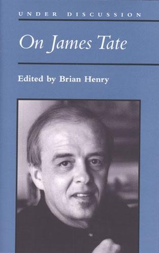 On James Tate - Under Discussion (Hardback)