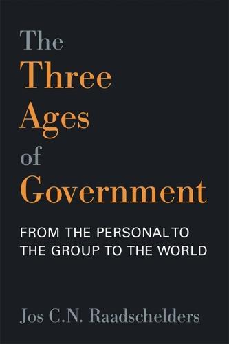 What is Government?: Human Instinct, Tribal Community, Global Society (Hardback)