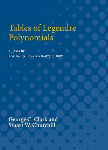 Legendre Polynomials (Paperback)