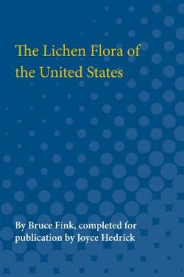 The Lichen Flora of the United States (Paperback)