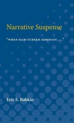 Narrative suspense (Paperback)