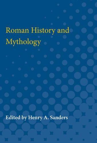 Roman History and Mythology (Paperback)