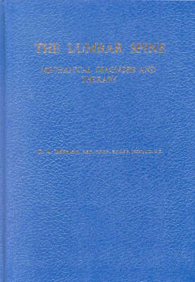 The Lumbar Spine: Mechanical Diagnosis and Therapy (Hardback)