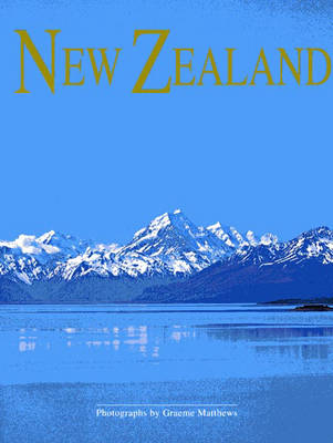 New Zealand, Land of the Long White Cloud: French, Italian, Spanish Edition (Paperback)