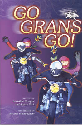 Go Grans Go! (Paperback)