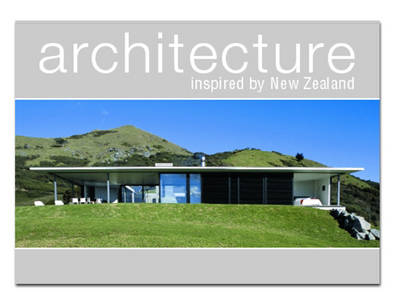 Architecture: Inspired by New Zealand (Hardback)