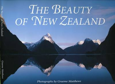 The Beauty of New Zealand (Paperback)
