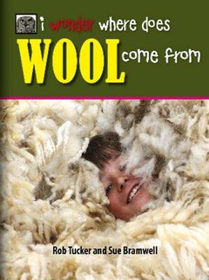 Where Does Wool Come From? (Paperback)