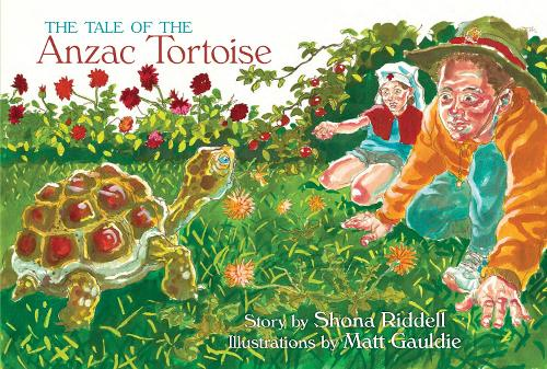 The Tale of the Anzac Tortoise (Paperback)