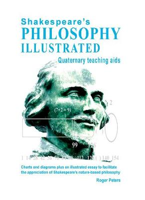 Shakespeare's Philosophy Illustrated - Quaternary teaching aids: Charts and diagrams plus an illustrated essay to facilitate the appreciation of Shakespeare's nature-based philosophy (Hardback)