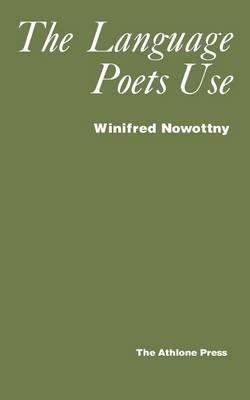 The Language Poets Use (Paperback)