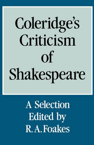 critics of shakespeare