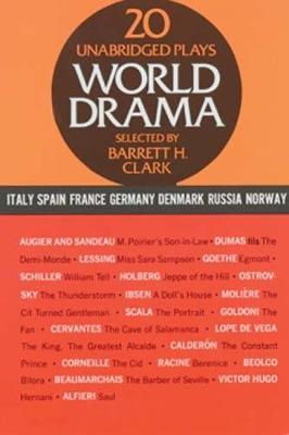 World Drama: v. 2 (Paperback)