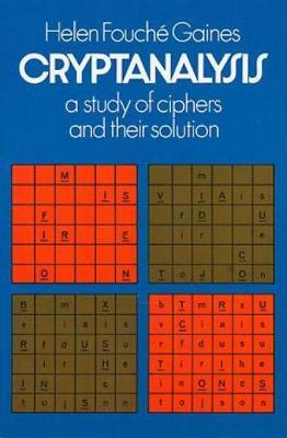 Cryptanalysis (Paperback)