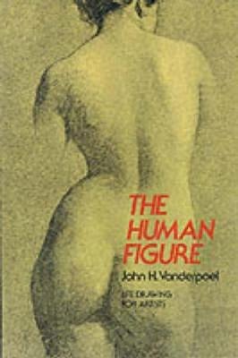 The Human Figure - Dover Anatomy for Artists (Paperback)