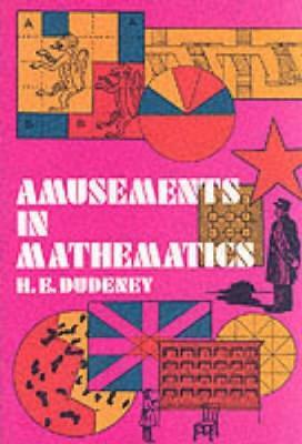 Amusements in Mathematics - Dover Recreational Math (Paperback)