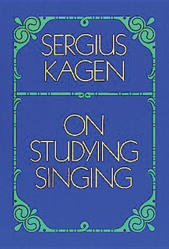 On Studying Singing (Paperback)