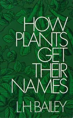 How Plants Get Their Names (Paperback)