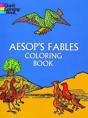 Fables - Dover Classic Stories Coloring Book (Paperback)