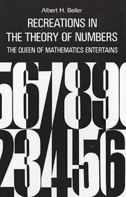 Recreations in the Theory of Numbers - Dover Recreational Math (Paperback)