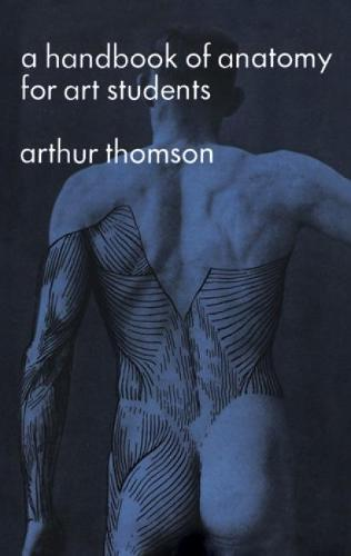 Handbook of Anatomy for Art Students - Dover Anatomy for Artists (Paperback)