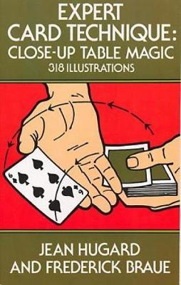 Expert Card Technique - Dover Magic Books (Paperback)